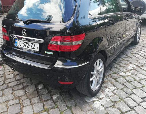 Cheap Mercedes B200, 2.0 litres for rent in  Georgia