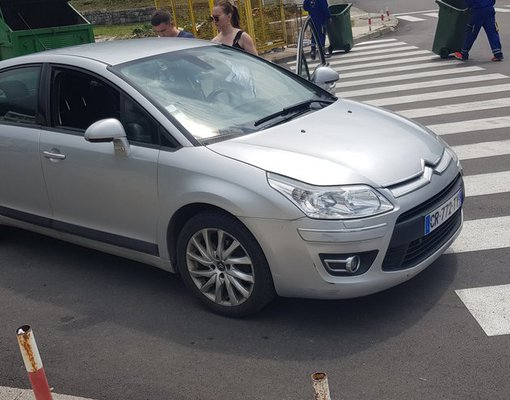 Rent a Citroen C4 in Bar Montenegro