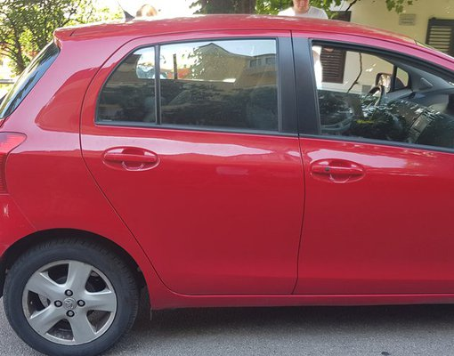 Toyota Yaris, Automatic for rent in  Bar