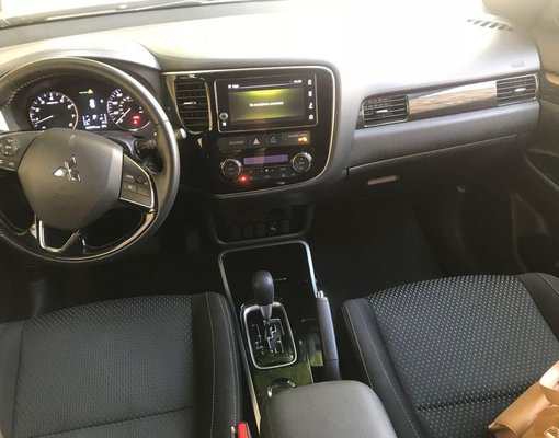 Rent a Mitsubishi Outlander XL in Tbilisi Georgia