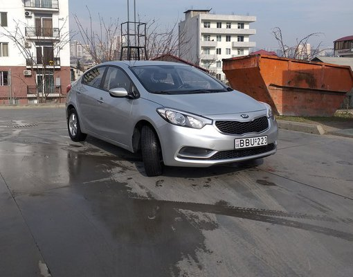 Rent a Kia Cerato in Tbilisi Georgia