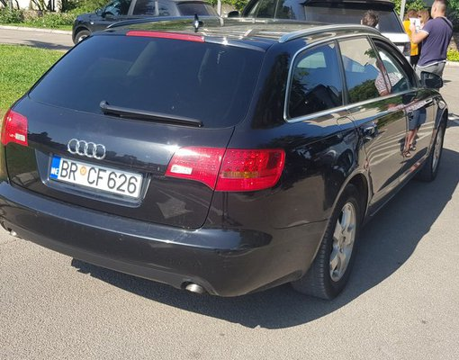 Audi A6 Avant, Automatic for rent in  Bar