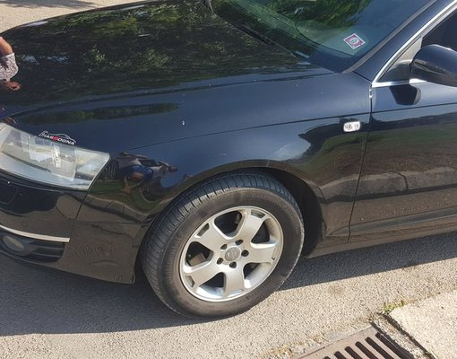 Cheap Audi A6 Avant, 3.0 litres for rent in  Montenegro