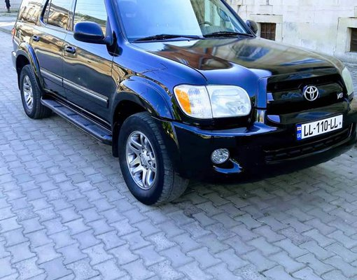 Toyota Sequoia, Automatic for rent in  Kutaisi