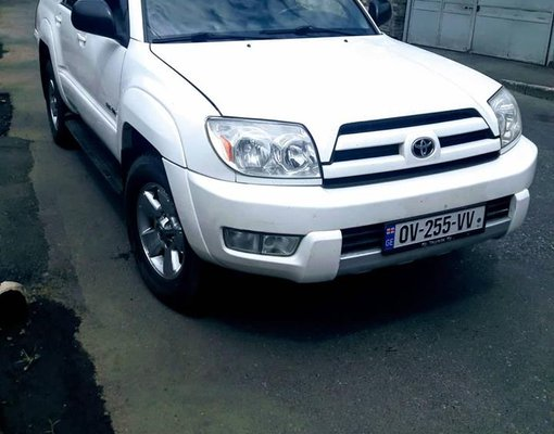 Toyota 4 Runner, Automatic for rent in  Kutaisi