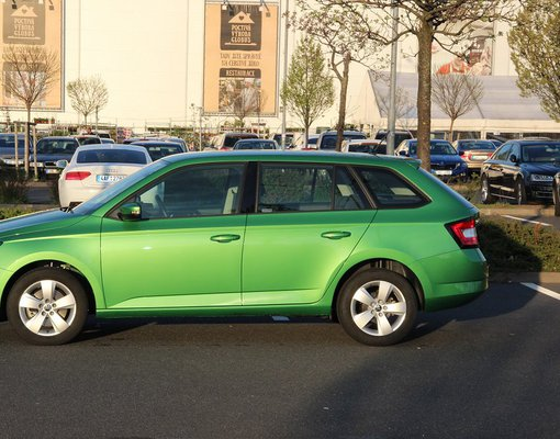Cheap Skoda Fabia, 1.0 litres for rent in  Czechia
