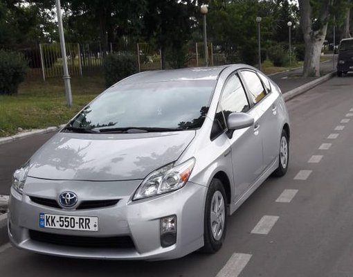 Toyota Prius, Automatic for rent in  Tbilisi
