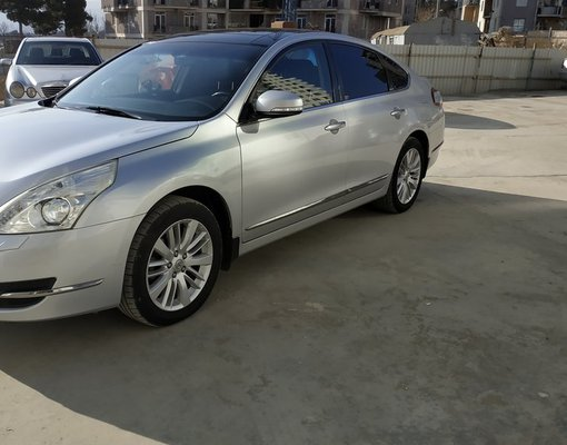 Nissan Teana, Automatic for rent in  Tbilisi