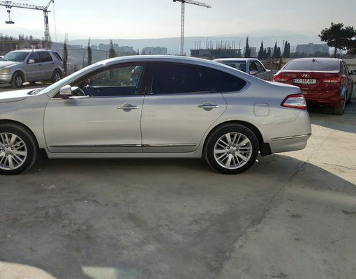 Cheap Nissan Teana, 3.5 litres for rent in  Georgia