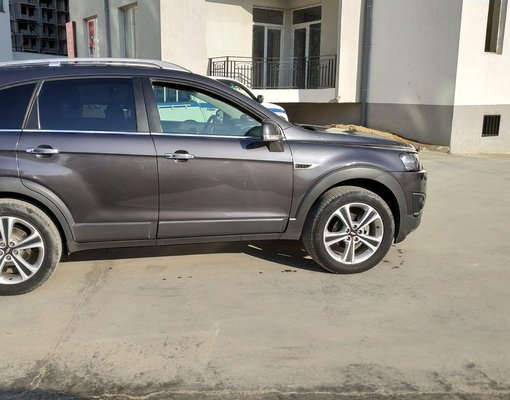 Cheap Chevrolet Captiva, 3.0 litres for rent in  Georgia