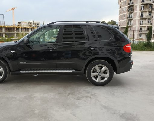 BMW X5, Automatic for rent in  Tbilisi