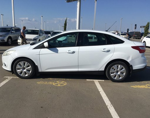 Rent a Ford Focus in Simferopol Airport (SIP) Crimea