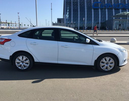 Ford Focus, Automatic for rent in  Simferopol Airport (SIP)