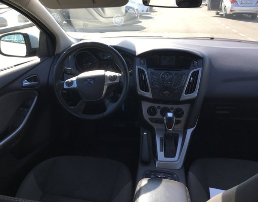 Ford Focus, 2015 rental car in Crimea