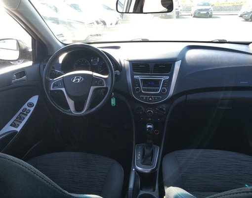 Cheap Hyundai Solaris, 1.6 litres for rent in  Crimea