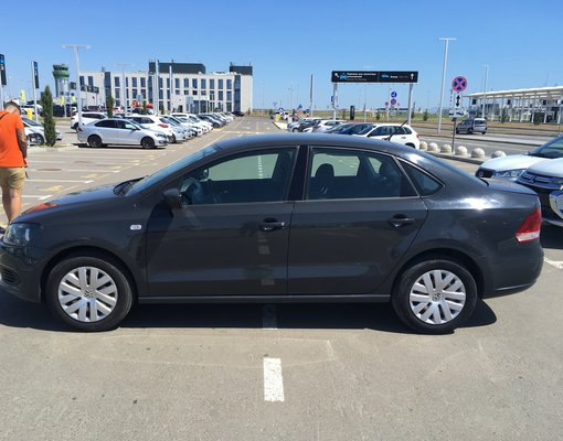 Rent a Volkswagen Polo in Simferopol Airport (SIP) Crimea