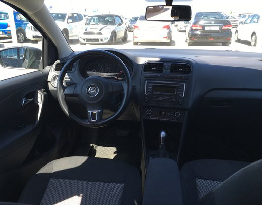 Volkswagen Polo, Automatic for rent in  Simferopol Airport (SIP)