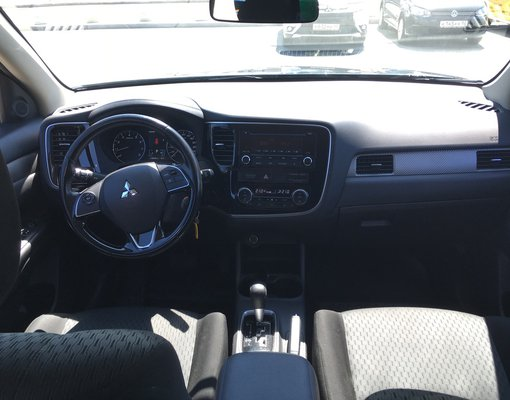 Mitsubishi Outlander, Automatic for rent in  Simferopol Airport (SIP)