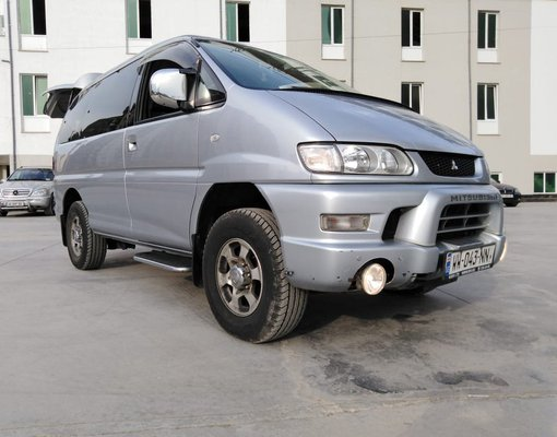 Mitsubishi Delica, Automatic for rent in  Tbilisi