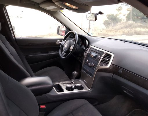 Jeep Grand Cherokee, Automatic for rent in  Tbilisi
