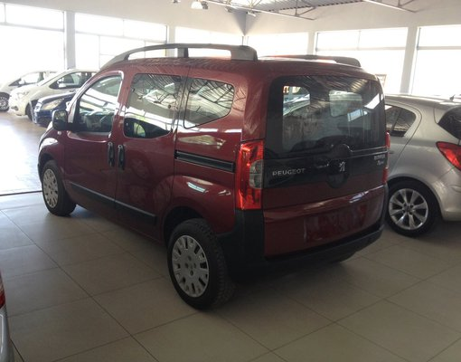Peugeot Bipper, Automatic for rent in  Kalamata