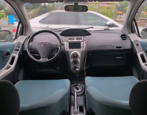 Toyota VITZ, Automatic for rent in  Tbilisi
