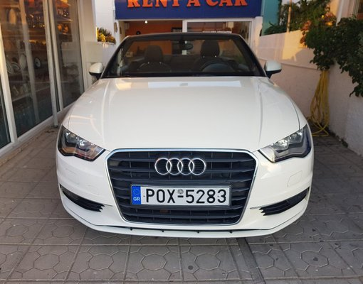 Rent a car in Rhodes, Greece
