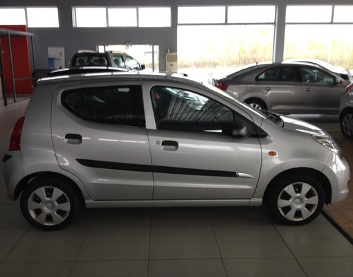 Rent a Suzuki Alto in Kalamata Greece