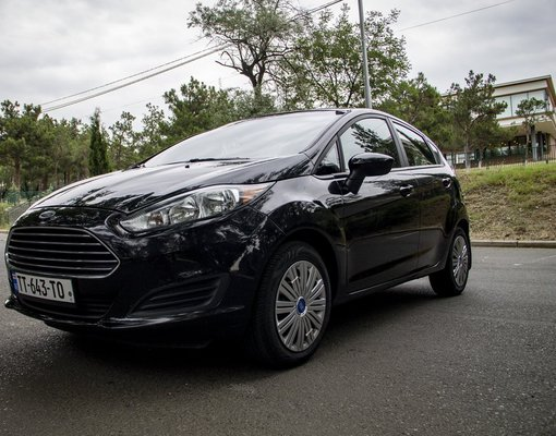 Ford Fiesta, Manual for rent in  Tbilisi