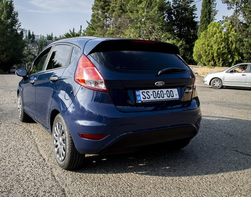 Cheap Ford Fiesta, 1.3 litres for rent in  Georgia