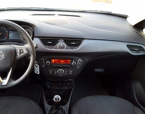Rent a Opel Corsa E in Rhodes Greece