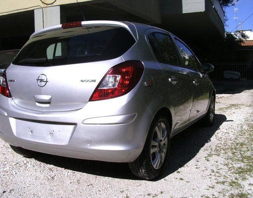 Opel Corsa, Automatic for rent in  Kalamata