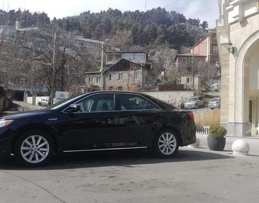 Rent a Toyota Сamry in Tbilisi Georgia