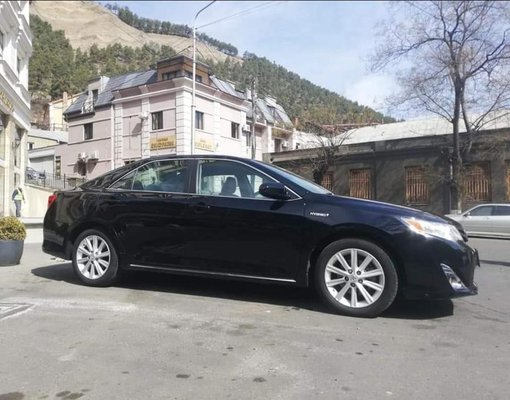 Toyota Сamry, Automatic for rent in  Tbilisi