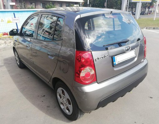 Rent a Kia Picanto in Burgas Bulgaria