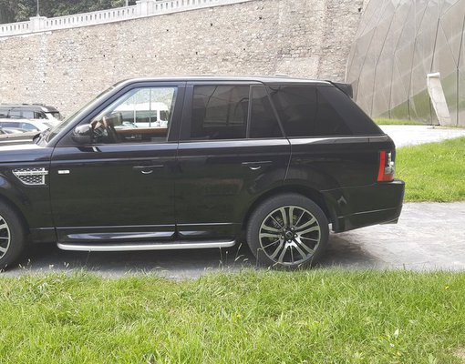 Rent a Land Rover Range Rover Sport in Tbilisi Georgia