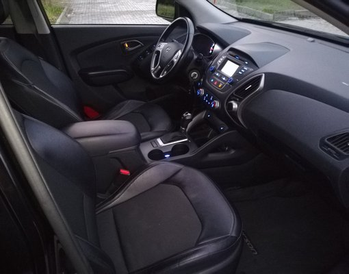 Hyundai Tucson, Automatic for rent in  Tbilisi