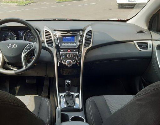 Hyundai Elantra GT, Automatic for rent in  Tbilisi