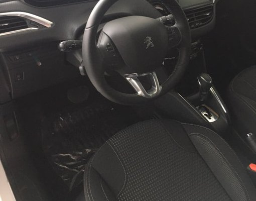 Peugeot 208, Automatic for rent in Crete, Agios Nikolaos