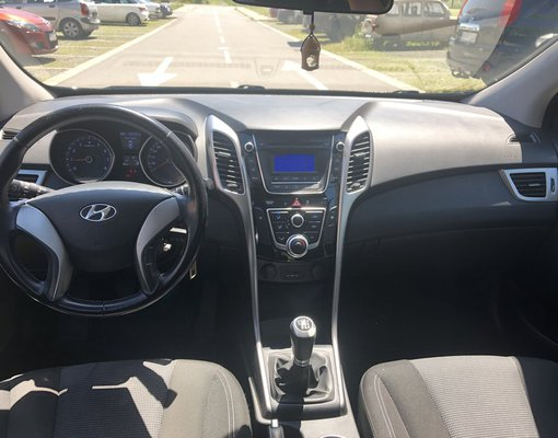 Hyundai I30, Manual for rent in  Podgorica