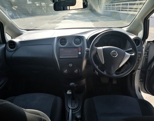 Cheap Nissan Note, 1.2 litres for rent in  Cyprus