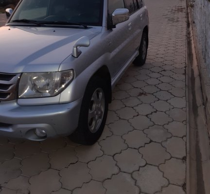 Mitsubishi Pajero io, Automatic for rent in  Tbilisi