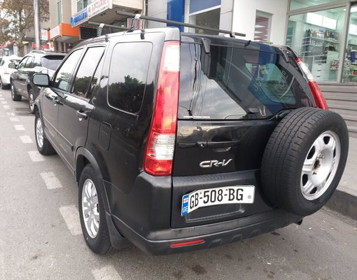 Honda CRV, Automatic for rent in  Tbilisi