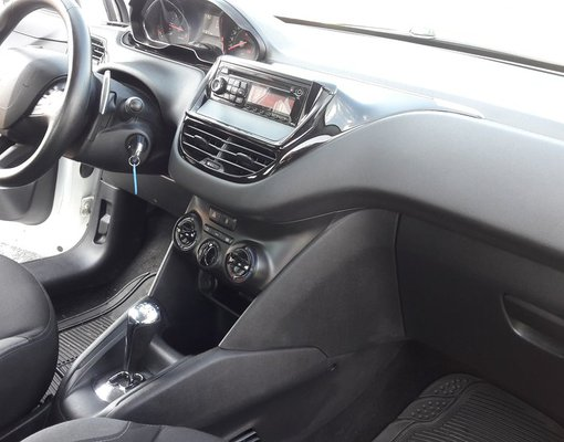 Peugeot 208, Automatic for rent in  Burgas