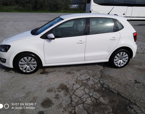 Volkswagen Polo, Manual for rent in  Rethymno