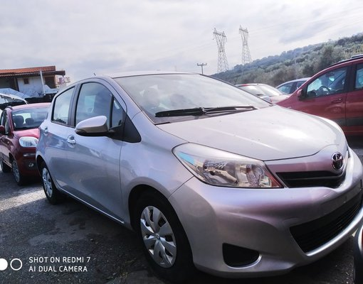 Rent a Toyota Yaris in Rethymno Greece