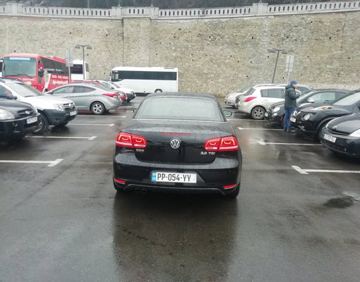 Hire a Volkswagen Eos car at Tbilisi airport in  Georgia
