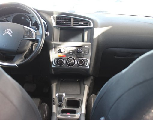 Cheap Citroen C 4, 1.6 litres for rent in  Greece