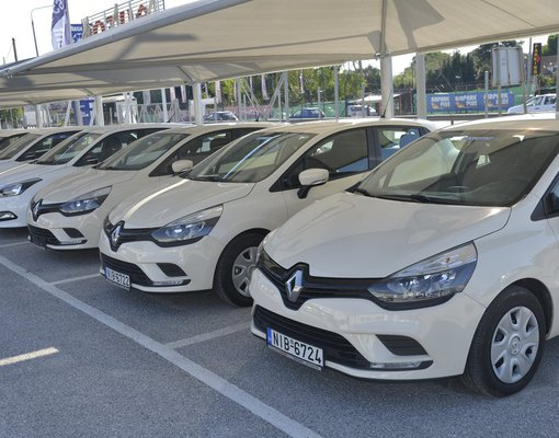 Renault Clio, Manual for rent in  Thessaloniki