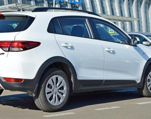Rent a KIA X-Line in Simferopol Airport (SIP) Crimea